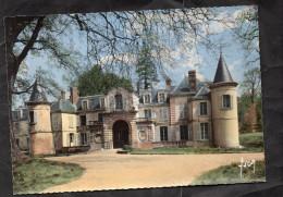 95 - LUZARCHES - Château De CHAUMONTEL - Luzarches