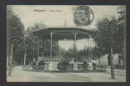 DF / 24 DORDOGNE / PÉRIGUEUX / COURS TOURNY ET LE KIOSQUE À MUSIQUE / CIRCULÉE EN 1906 - Périgueux