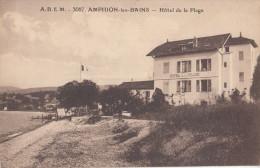 AMPHION LES BAINS HÔTEL DE LA PLAGE - Sonstige Gemeinden