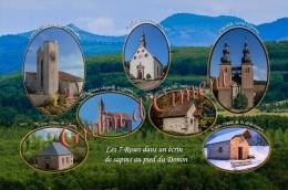 Saint Quirin Vasperviller  Lettenbach, Turquestein  Metairie Saint Quirin Les 7 Roses - France