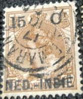 Netherland Indies 1899 Queen Wilhelmina 15c - Used - Niederländisch-Indien