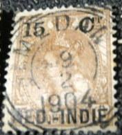 Netherland Indies 1899 Queen Wilhelmina 15c - Used - Indes Néerlandaises