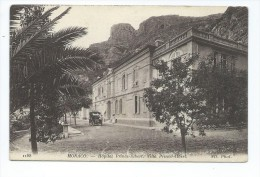 MCS1- MONACO Hopital Prince Albert Villa Prince Albert - Monaco