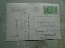 Hungary  -Szajkó Simon - Baráth Mihály1962 Prága      D133607 - Cartes Postales