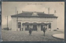 CPA 94 - Choisy-le-Roi, La Gare - Choisy Le Roi