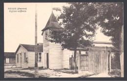 BENE  -  Eglise En Bois - Francia