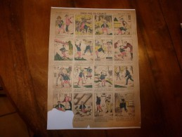 Vers 1900       Imagerie D'Epinal  N° 944     COCO-PAS-DE-CHANCE          Imagerie Pellerin - Verzamelingen