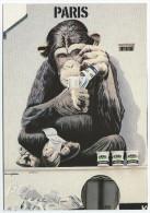 GERVAIS - Illustration : Pierre Delavie  - Humour à La Carte PU 178 - Pubblicitari