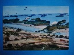 DEBARQUEMENT NORMANDIE  -  Les Renforts Alliés Arrivent  - - War 1939-45