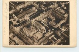 LILLE - Ecole Saint Joseph; Vue Aérienne. - Lille