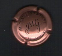 Capsule Champagne J. M. GOBILLARD Et FILS Rosé HAUTVILLERS FRANCE - Champagne
