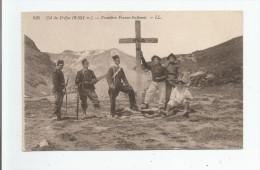 COL DU FREJUS (2551 M) 535 FRONTIERE FRANCO ITALIENNE (DOUANIERS) - Douane