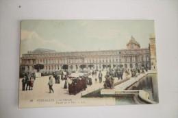 VERSAILLES. Le Château, Façade Sur Le Parc. 25 Décembre 1925. - Versailles