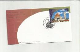 97134 STORIA POSTALE FIRST DAY COVER UNITED NATIONS NAZIONI UNITE - Sonstige - Europa