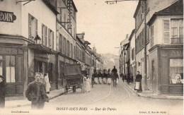 93 ROSNY-sous-BOIS  Rue De Paris - Rosny Sous Bois