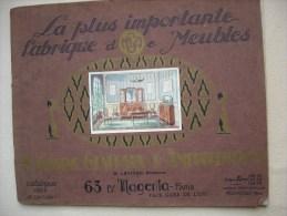 Catalogue 1924 MEUBLES LEVITAN 63 Bd MAGENTA PARIS - 1901-1940