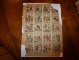 Vers 1900  Imagerie D'Epinal  N° 1161   COMPERE LE LOUP      Imagerie Pellerin - Vieux Papiers