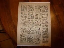 Vers 1900  Imagerie D'Epinal  N° 1097   LE TOUT PETIT, PETIT POUCET      Imagerie Pellerin - Verzamelingen