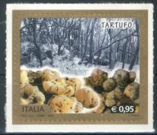 ITALIA / ITALY 2015** - Tartufo - 1 Val. Autoadesivo Come Da Scansione. - 6. 1946-.. Repubblica