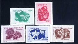 Vietnam Viet Nam MNH Perf Stamps 1996 : Flowers / Flower (Ms723) - Vietnam