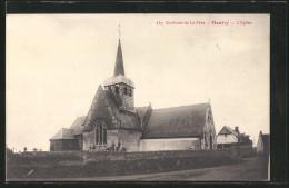 CPA Danizy, L'Eglise - France