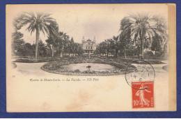 HHH - CPA - MONACO-  33 -  CASINO DE  MONTE-CARLO- LA FACADE - ND Phot - - Casino