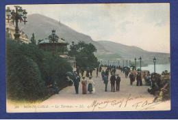 HHH - CPA - MONACO - 366 - MONTE-CARLO- LES TERRASSES - LL - Terraces