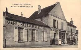 77 - Isles-les-Villenoy - Café-Restaurant Et Billard, Maison Trémouilles (automobile) (glacée) - Autres Communes