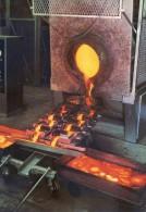Transvaal - Coulée D'or à La Mine De Witwatersrand - South Africa