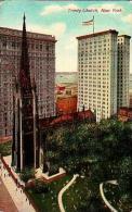NEW YORK      60      Trinity Church - Églises