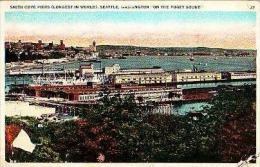 WASHINGTON     98     Smith Cove Piers...... - Seattle