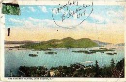 Divers      118     The Hundred Islands , Lake George - Lake George