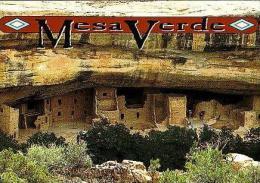Mesa Verde    H81     Mesa Verde National Park.Spruce Tree House....... - Mesa Verde