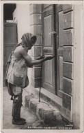 LIBAN Carte Photo BEYROUTH Mendiant Aveugle - Liban