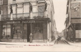 10 - AUBE   BAR-sur - SEINE   Rue  De L'étape    Réf N° 46 - Bar-sur-Seine