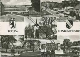 Berlin-Reinickendorf - Schäfersee - Aroser Allee - Residenzstraße - Foto-AK Grossformat - Verlag Kunst Und Bild Berlin - Reinickendorf