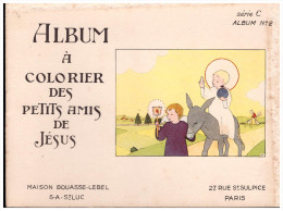 LIVRET : album � colorier des petits amis de J�sus s�rie C alum 2 (ill CF) (PPP1741)