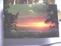 Jamaica Sunset And Dusk Over Kingston - Jamaica