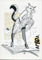 APBDA Et Lax. B´Desir. Signé Par L´auteur. 1000 Exemplaires - Illustrateurs & Photographes