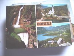 Slovenië Slovenia Slovenija Bohinj - Slovenië