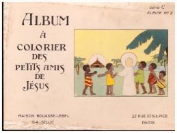 LIVRET : album � colorier des petits amis de J�sus s�rie C album 3 (ill CF) (PPP1742)
