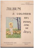 LIVRET : album � colorier des petits amis de J�sus s�rie E SCENES 2 (ill CF) (PPP1745)
