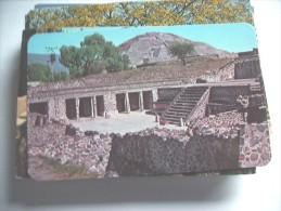 Mexico Templo De Las Mariposas - Mexico