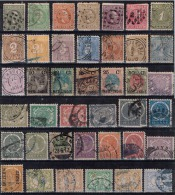 Indes Néerlandaises - Lot De 84 Oblitérés - Niederländisch-Indien