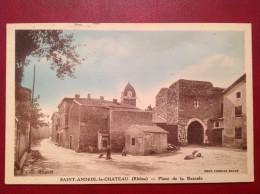 69 Rhone St SAINT ANDEOL LE CHATEAU Place De La Bascule - France