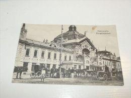 Czernowitz, Hauptbahnhof, Ukraine - Ucraina
