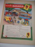 RARE MONTAGE BANANIA--LE MARCHE - Vieux Papiers