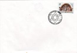 Hungary FDC 1994 Holocaust   (G79-40) - FDC