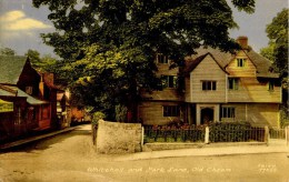 SURREY - OLD CHEAM - WHITEHALL AND PARK LANE Sur156 - Surrey