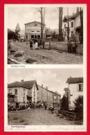 54.Cirey.  Gare. Hôtel De La Gare. Rue De La Gare. Feldpost Der XIX Ersatz Division Juillet 1915 - Cirey Sur Vezouze